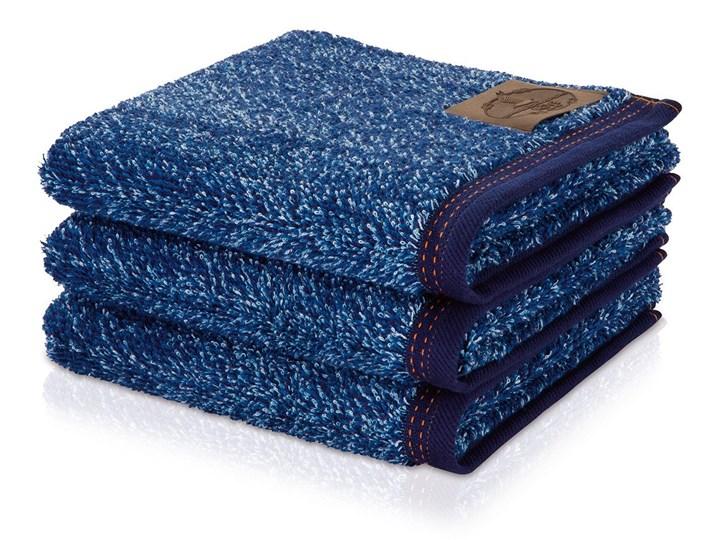 Ręcznik Moeve Denim Herringbone 30x50 cm Bawełna 80x150 cm 50x100 cm Kategoria Ręczniki Kolor Szary