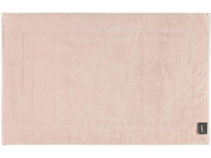 Mata łazienkowa Cawo Classic Powder Pink Bawełna 50x80 cm Kategoria Dywaniki łazienkowe