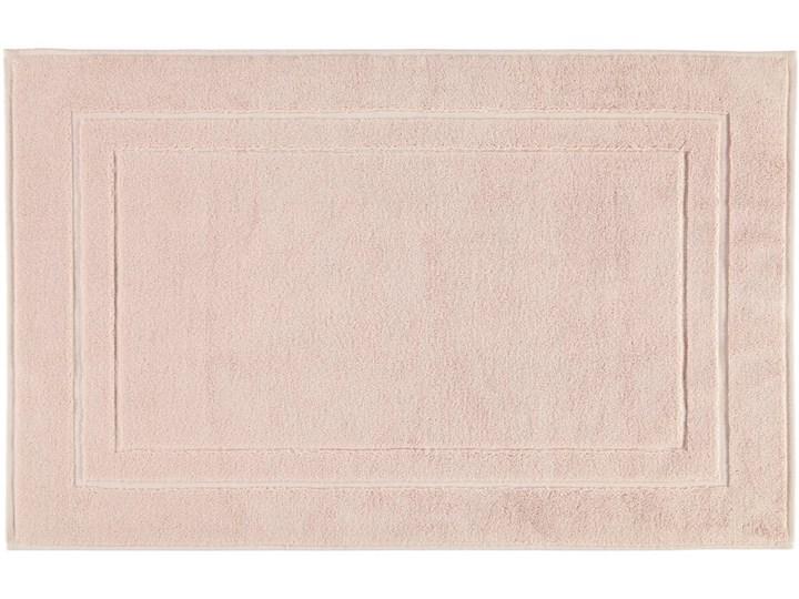 Mata łazienkowa Cawo Classic Powder Pink 50x80 cm Bawełna Kategoria Dywaniki łazienkowe