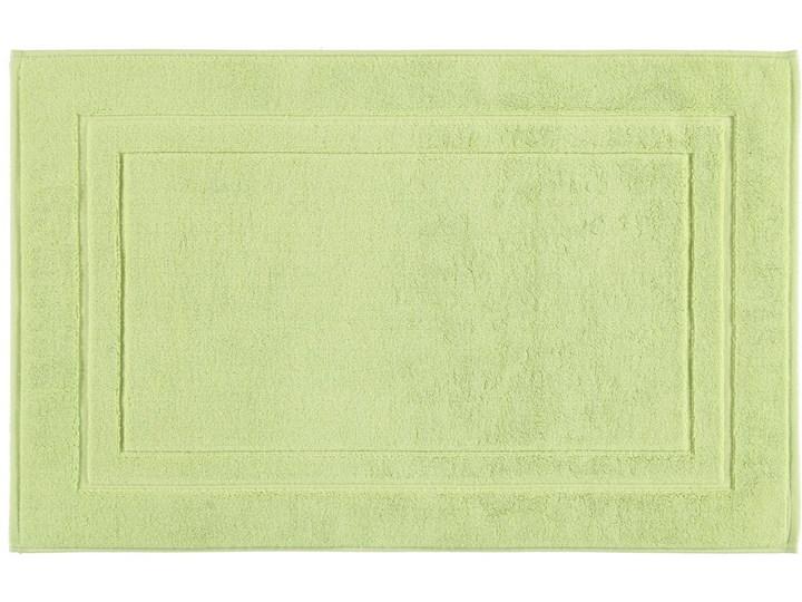 Mata łazienkowa Cawo Classic Pistachio 50x80 cm Bawełna Kategoria Dywaniki łazienkowe