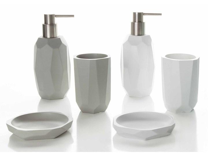 Dozownik do mydła Sorema Dynamic White Kategoria Mydelniczki i dozowniki Dozowniki Kolor Biały