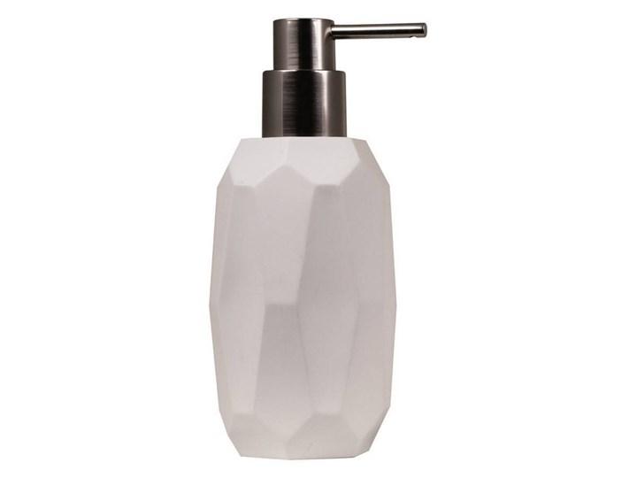 Dozownik do mydła Sorema Dynamic White Dozowniki Kolor Biały