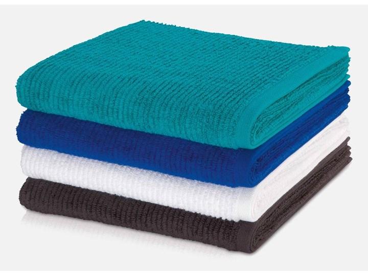 Ręcznik Moeve Elements Uni Ocean 80x180 cm Bawełna 30x50 cm Frotte 50x100 cm Kategoria Ręczniki