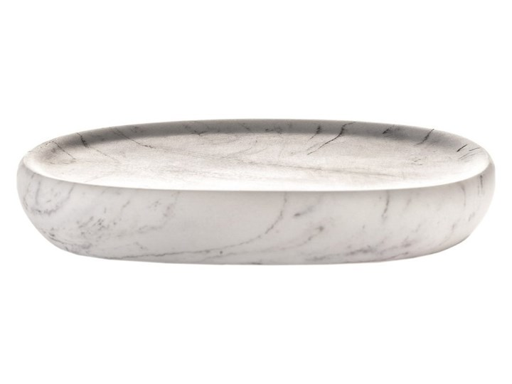 Mydelniczka Sorema Marble Silver Mydelniczki Kolor Srebrny Kategoria Mydelniczki i dozowniki