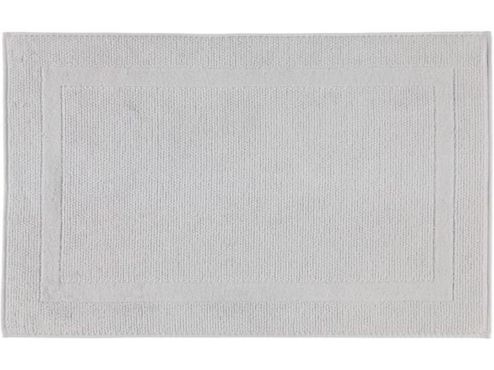 Mata łazienkowa Cawo Modern Light Grey Bawełna Kolor Szary 50x80 cm Kategoria Dywaniki łazienkowe