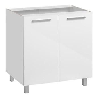 Szafka kuchenna stojąca Salma 80 cm kolor biały