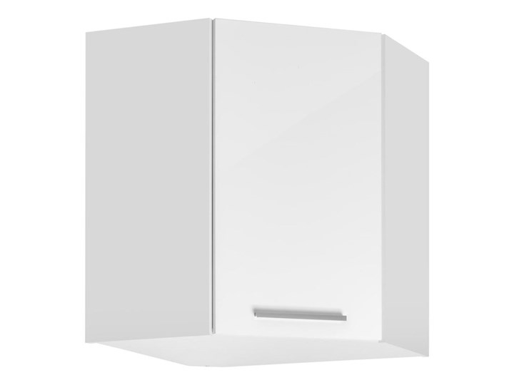 Szafka kuchenna wisząca Salma 60 cm kolor biały Szafka narożna Szafka wisząca Płyta MDF Kategoria Szafki kuchenne