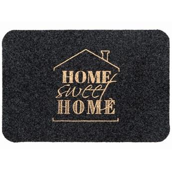Wycieraczka Home Sweet Home Szary 40 x 60 cm