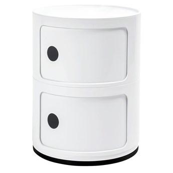 Szafka COMBI 2 biała