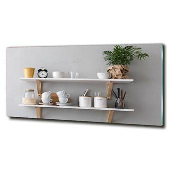 Fotoobraz na ścianę szklany Ozdoby na półce