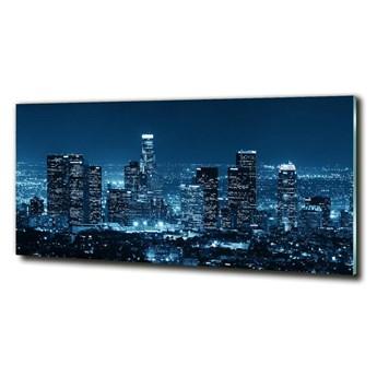 Foto obraz szklany Los Angeles nocą