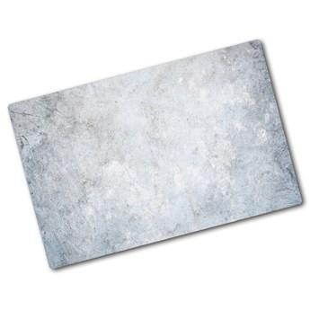 Deska kuchenna duża szklana Betonowe tło