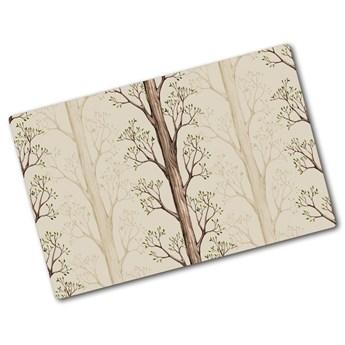 Deska do krojenia hartowana Drzewa