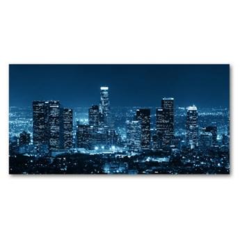 Foto obraz szkło akryl Los Angeles nocą