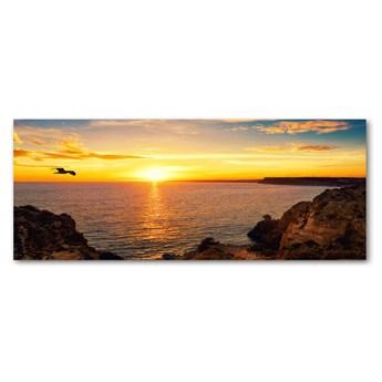 Foto obraz akryl Zachód słońca morze