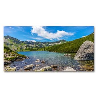 Foto obraz szkło akryl Dolina Tatry