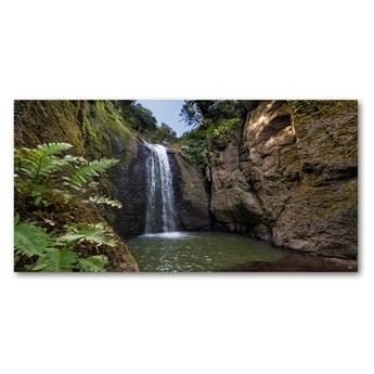 Foto obraz akryl Wodospad w Sardynii
