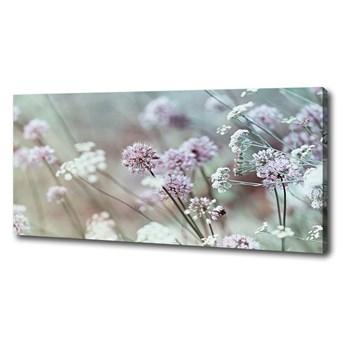 Foto obraz na płótnie Dzikie kwiaty