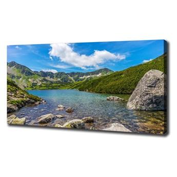 Duży Foto obraz na płótnie Dolina Tatry