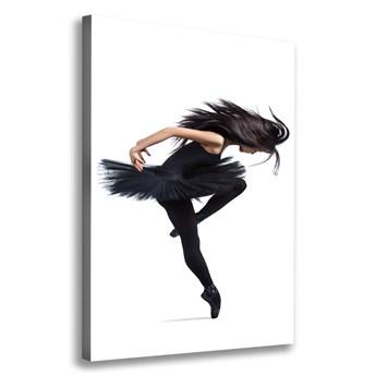 Foto obraz na płótnie do salonu Baletnica