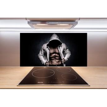 Panel do kuchni Budowa mięśni