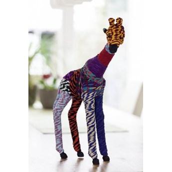 DEKO Figurka, żyrafa #67 Materiał