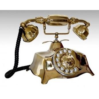 DEKO Telefon #075 Mosiądz