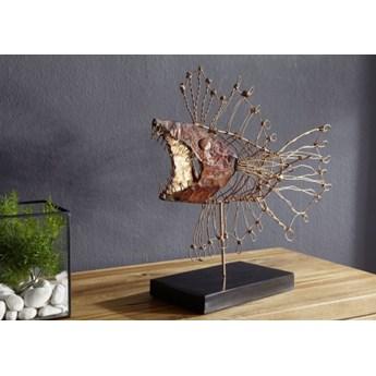 DEKO Rzeźba, ryba #004 Metal
