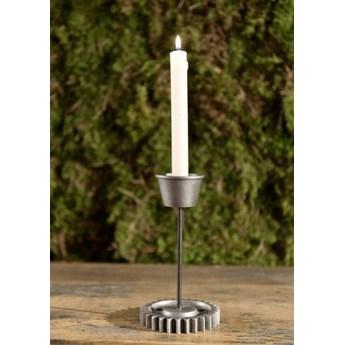 DEKO Rzeźba, świecznik #150 Aluminium