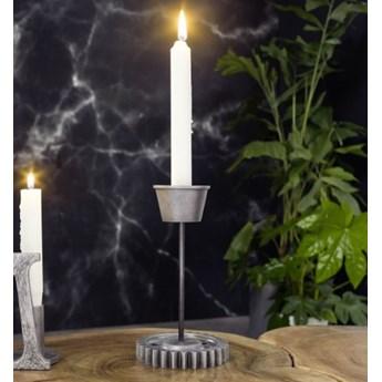 DEKO Rzeźba, świecznik #151 Aluminium