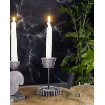 DEKO Rzeźba, świecznik #152 Aluminium