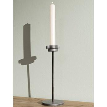 DEKO Rzeźba, świecznik #172 Aluminium