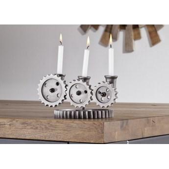 DEKO Rzeźba, świecznik #226 Aluminium
