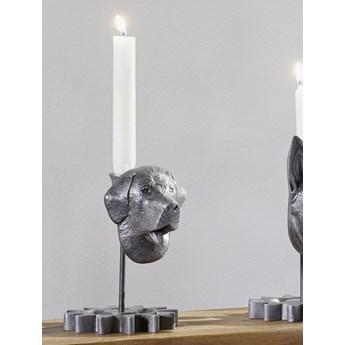 DEKO Rzeźba, świecznik #240 Aluminium
