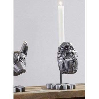 DEKO Rzeźba, świecznik #242 Aluminium