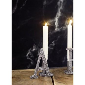 DEKO Rzeźba, świecznik #304 Aluminium