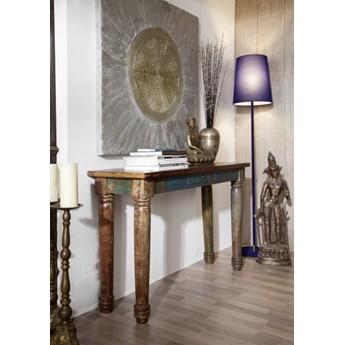 FABLE Konsola #11 Drewno z odzysku lakierowane