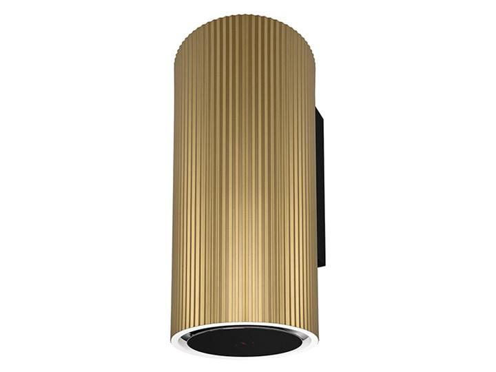 Monogram Złoty Pochłaniacz z filtrem węglowym Kategoria Okapy Kolor Brązowy