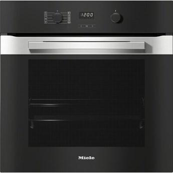 Piekarnik MIELE H 2860 B Stal Cleansteel Elektryczny Czarno-srebrny A+