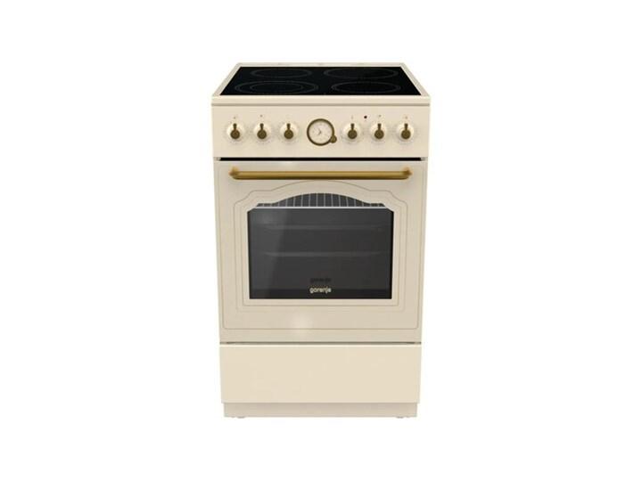 Kuchnia GORENJE ECS5250CLI Szerokość 50 cm Rodzaj płyty grzewczej Ceramiczna Kategoria Kuchenki elektryczne