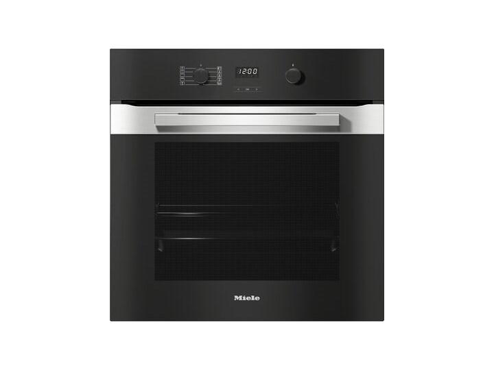 Piekarnik MIELE H 2860 B Stal Cleansteel Elektryczny Czarno-srebrny A+ Elektryczne Kolor Czarny Kategoria Piekarniki