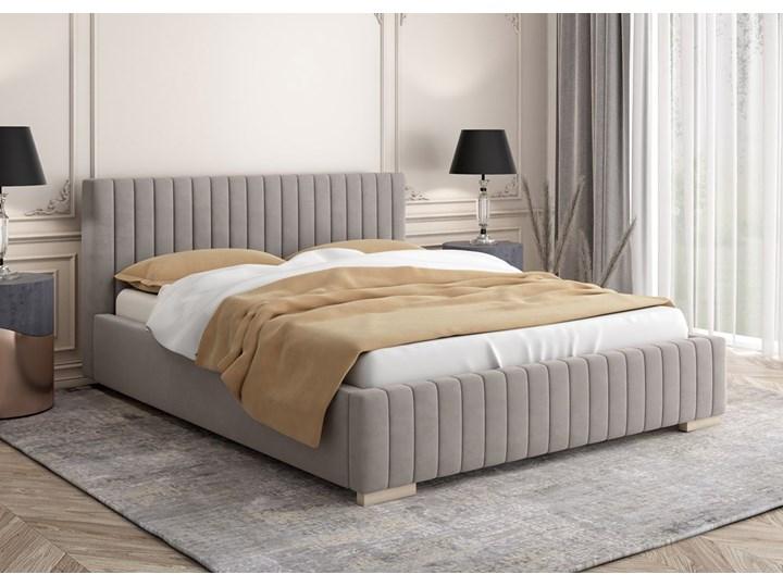 Łóżko Palais tapicerowane z pojemnikiem