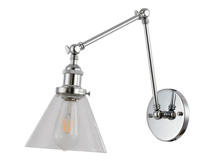 Kinkiet Lumina Deco LDW 6801-2 (PR+GR) Nubi Pro W2 Metal Szkło Kategoria Lampy ścienne