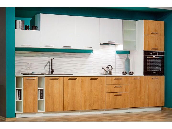 Komplet mebli do kuchni dąb miodowy - Limo Kategoria Zestawy mebli kuchennych