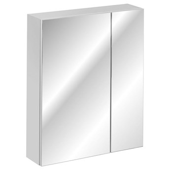 Wisząca szafka łazienkowa z lustrem - Mantis 3X 60 cm