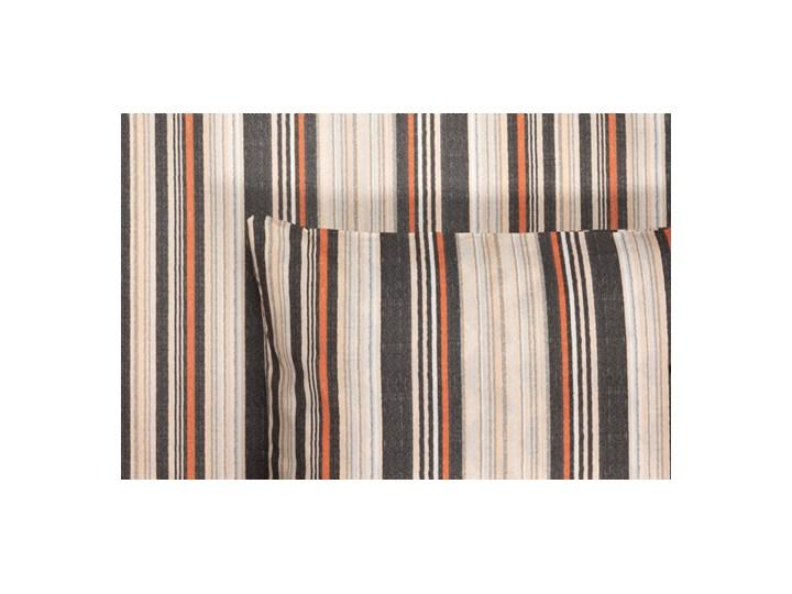 Pościel Renforce Raphia Stripe Black 170x240 cm 140x200 cm Bawełna Len 50x60 cm Kategoria Komplety pościeli