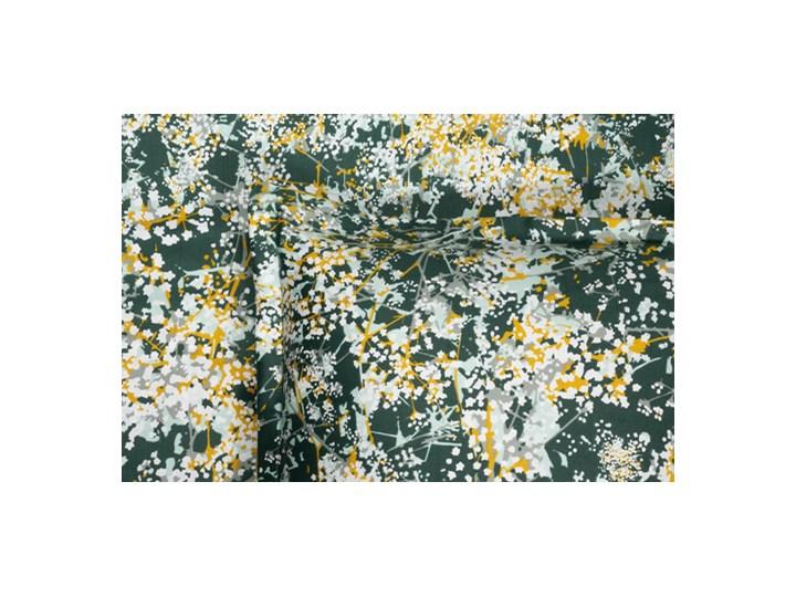 Pościel Satin Elderflower Caladon White 140x200 cm Kolor Biały Len Bawełna Satyna 50x60 cm Kategoria Komplety pościeli