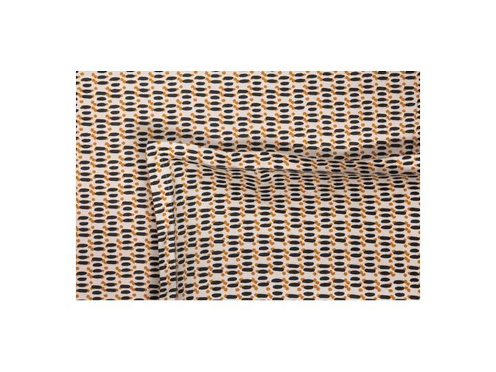 Pościel Satin Wadi Black Amber 50x60 cm Bawełna Len Satyna 140x200 cm Kolor Czarny Rozmiar poduszki 50x60 cm