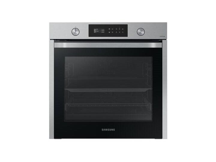 Piekarnik SAMSUNG NV75A6549RS EO Dual Cook Elektryczny Srebrny A+ Kategoria Piekarniki Kolor Czarny