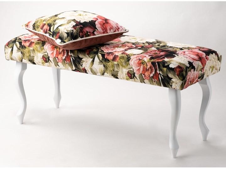 Ławka tapicerowana STYLE Pomieszczenie Garderoba